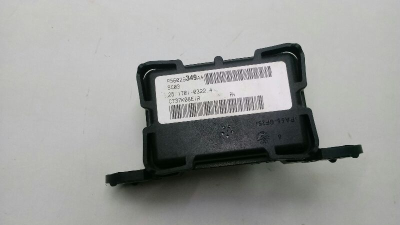 2006 Jeep Commander Stability Control Module ABS Elect 4WD Fits 06-08  Commander