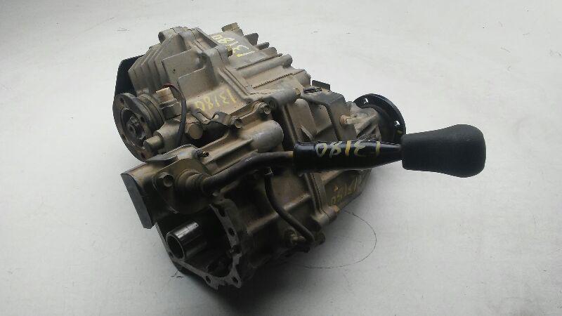 Transfer Case 2001 Isuzu Rodeo Automatic Transmission 3 2l
