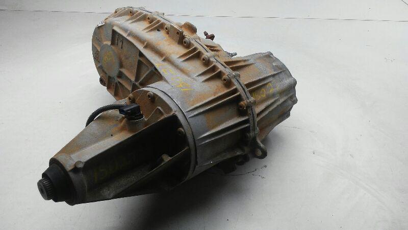 Transfer Case 2001 Ford F150 Manual Shift