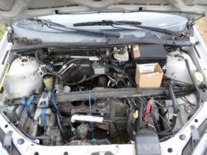 automatic transmission 2003 ford focus sohc id 1s4p-ca